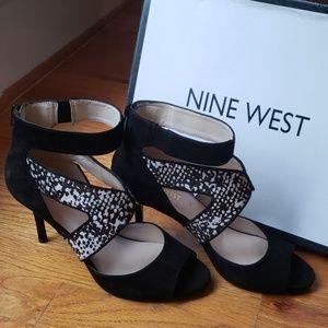 Nine West Strappy Sandals